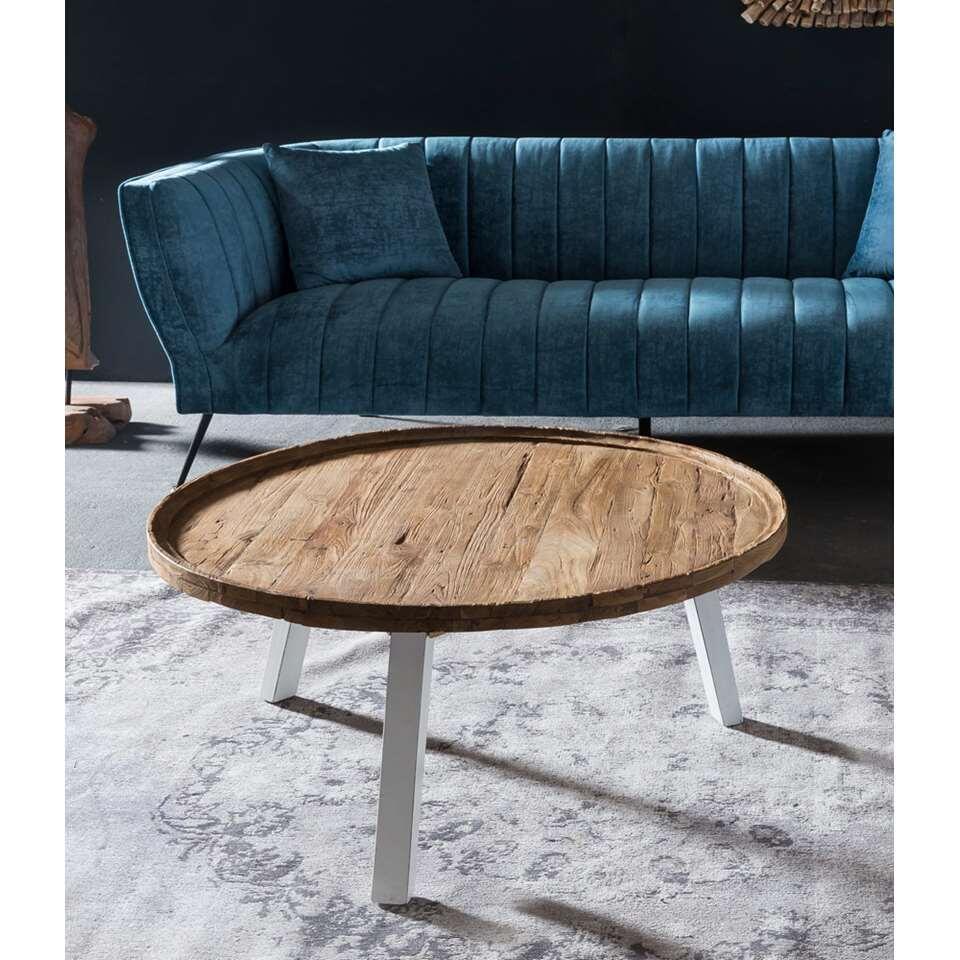 Salontafel Figaro - naturel - 42x90 cm