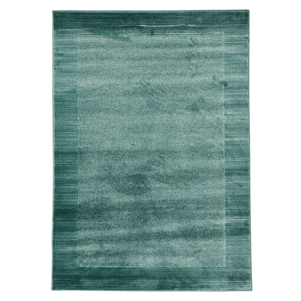 Floorita vloerkleed Sienna - aqua - 120x160 cm