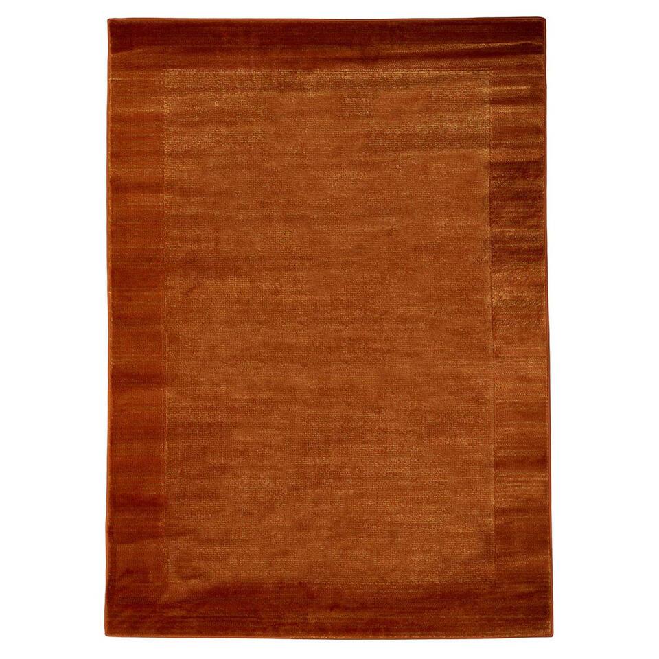 Floorita vloerkleed Sienna - oranje - 120x160 cm