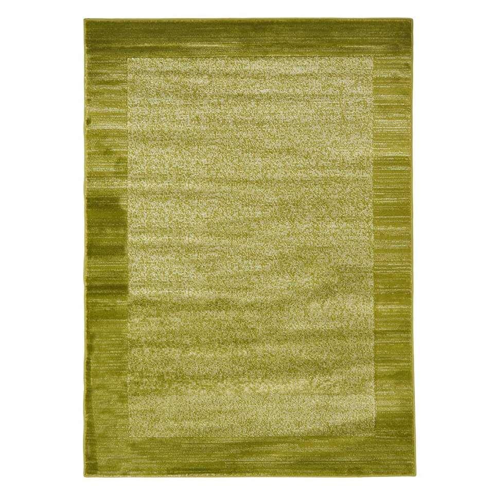 Floorita vloerkleed Sienna - groen - 120x160 cm