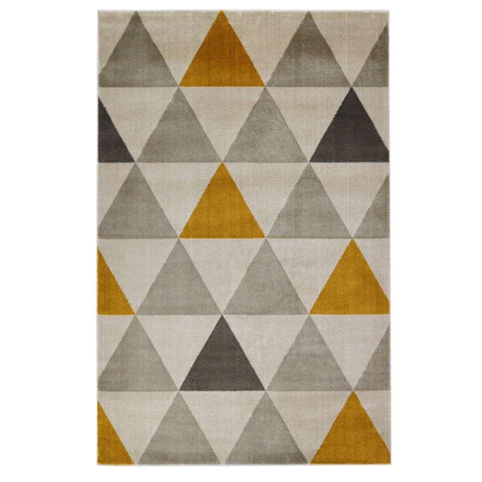 Floorita vloerkleed Roma - oker - 140x200 cm