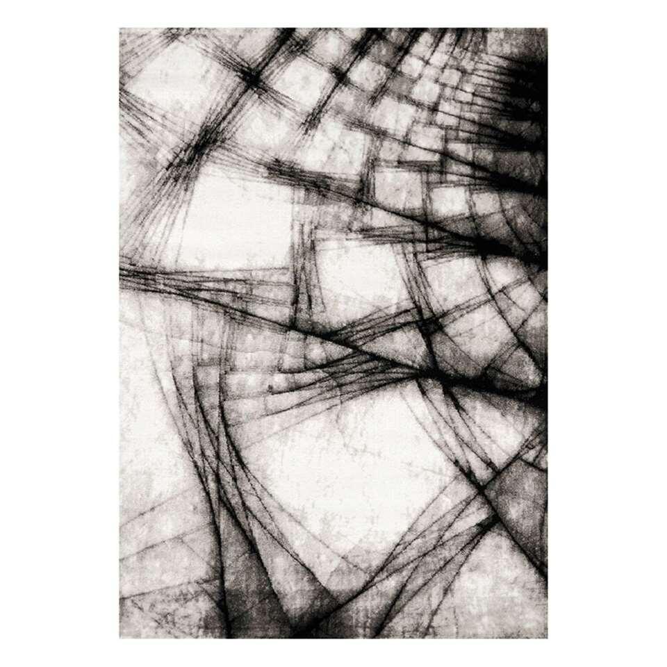 Floorita vloerkleed Broadway - grijs - 200x290 cm