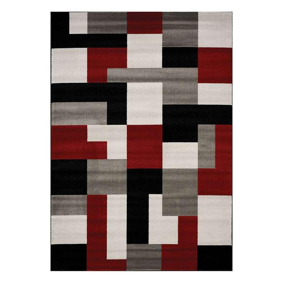 Floorita vloerkleed Village - multikleur - 160x230 cm
