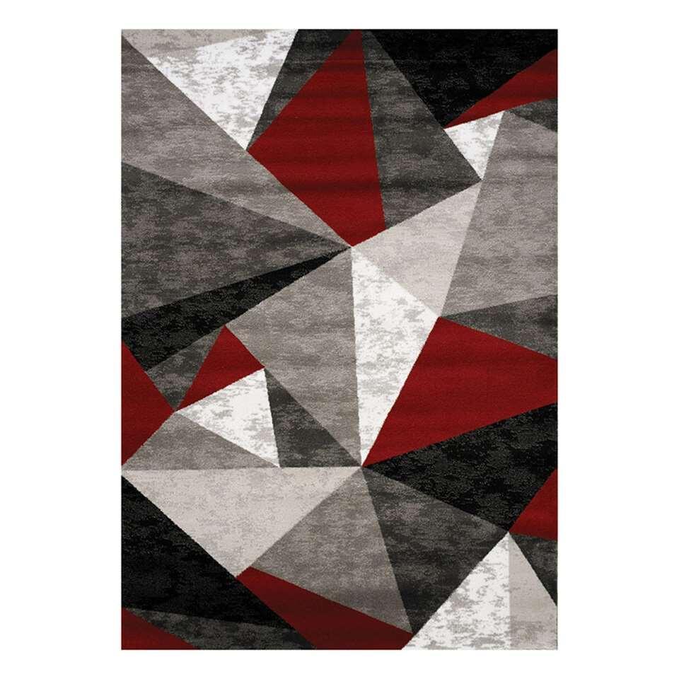 Floorita vloerkleed Moma - multikleur - 160x230 cm - Leen Bakker