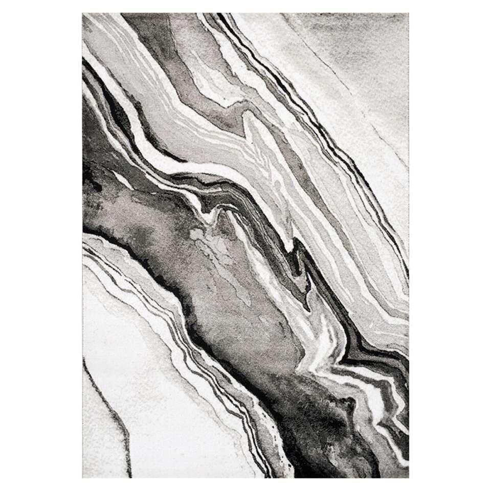 Floorita vloerkleed Empire - grijs - 200x290 cm - Leen Bakker