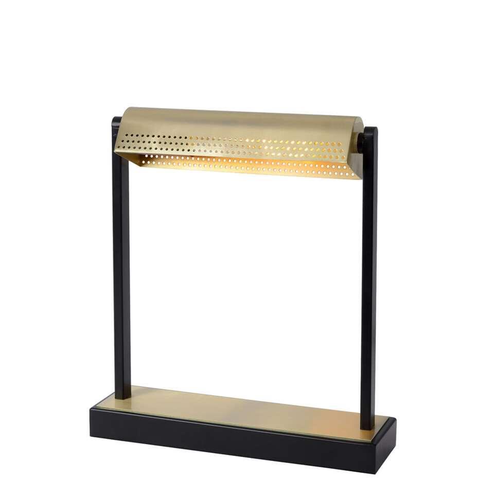 Lucide bureaulamp Laut - zwart