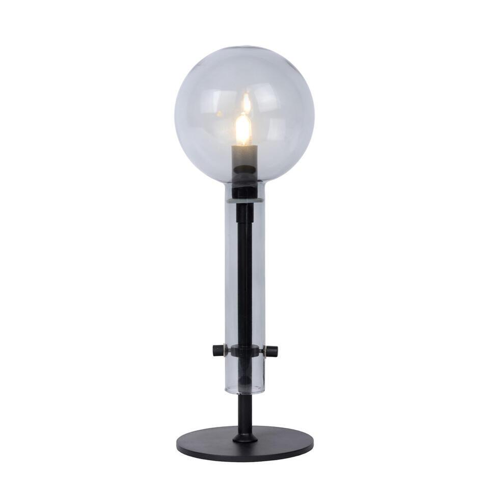 Lucide tafellamp Lone - zwart
