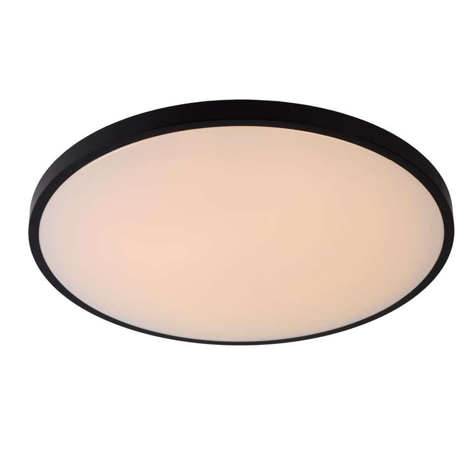 Lucide plafonnière Polaris - zwart - 55,2 cm