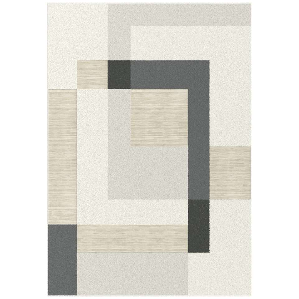 Vloerkleed Camargo - crème - 120x170 cm