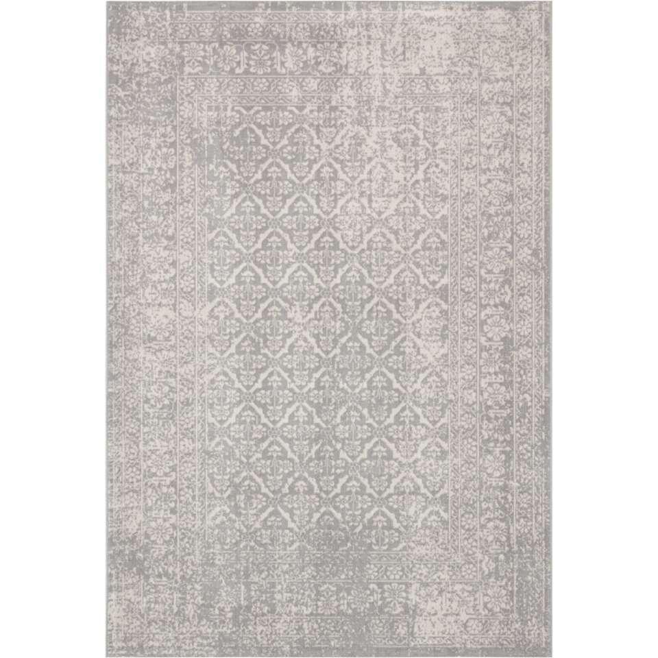 Vloerkleed Kentani - grijs - 200x290 cm