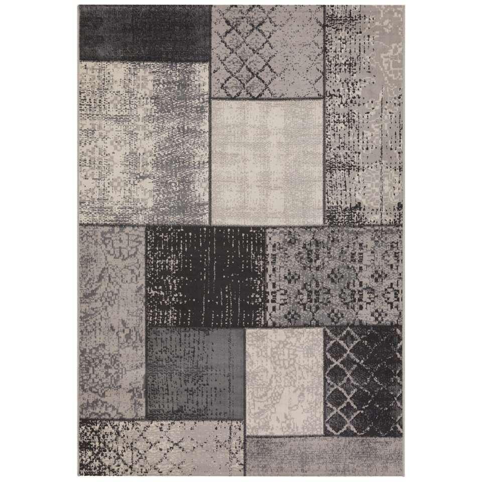 Vloerkleed Atalaya - grijs - 160x230 cm