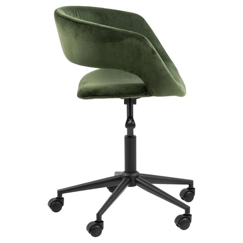 Bureaustoel Gizem groen