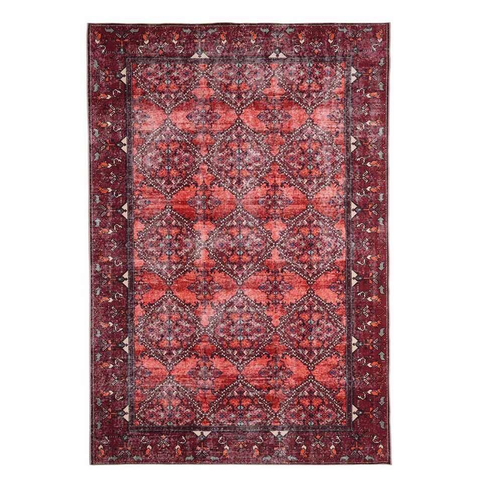 Floorita vloerkleed Easy-care Bosforo - terra - 120x180 cm