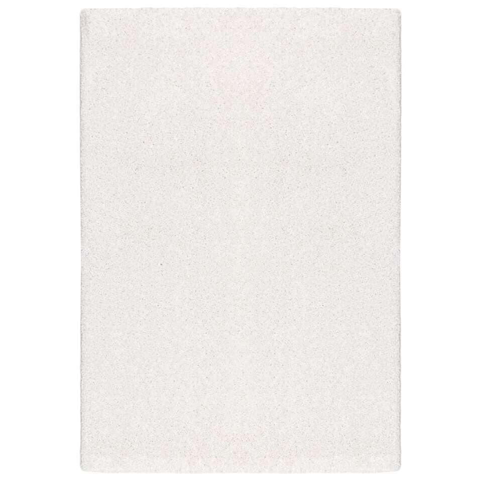 Vloerkleed Haris - wit - 160x230 cm