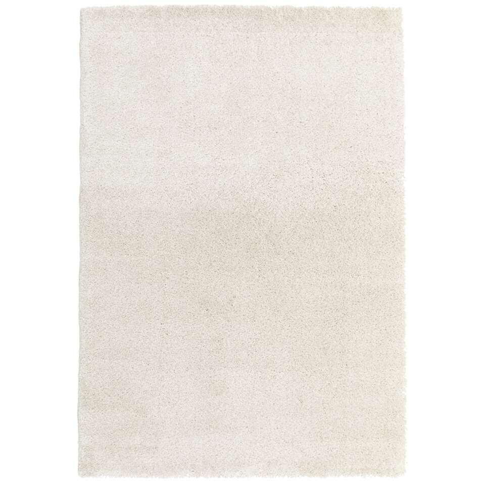 Vloerkleed Haris - crème - 160x230 cm