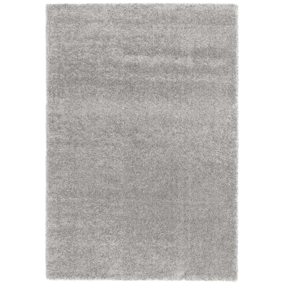 Vloerkleed Haris - grijs - 80x150 cm