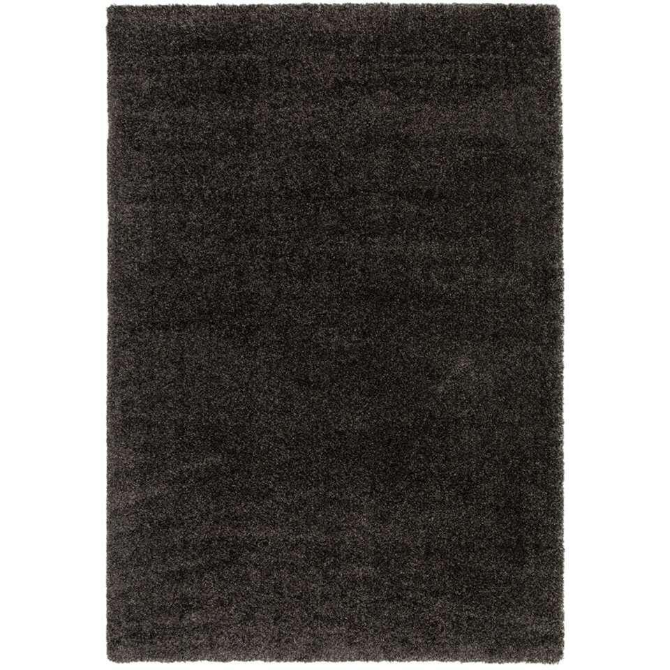 Vloerkleed Haris - antraciet - 120x170 cm