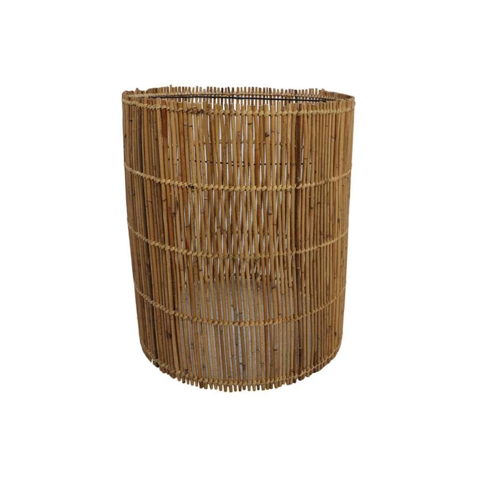 HSM Collection hanglamp Borr - naturel - 56x50 cm