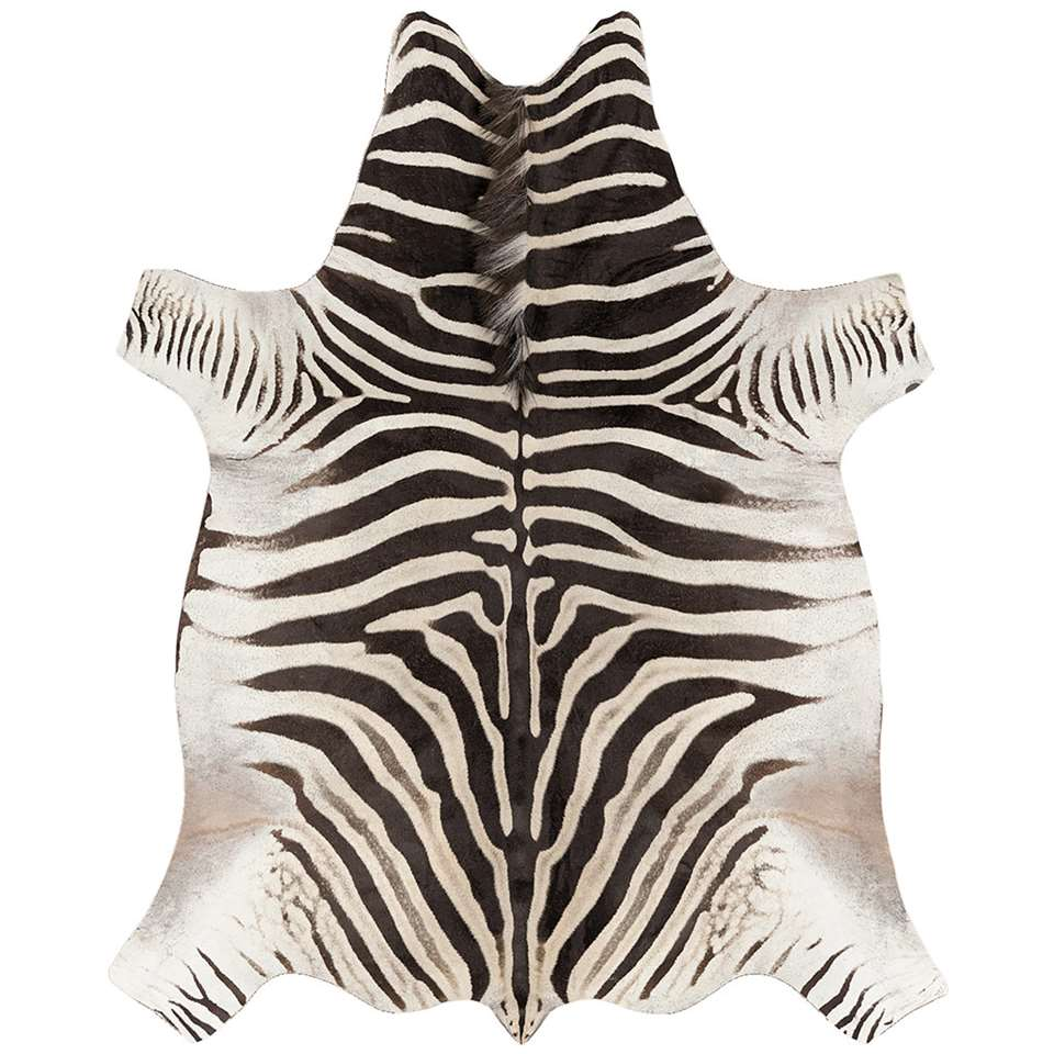 Vloerkleed Marty Zebra - 155x190 cm