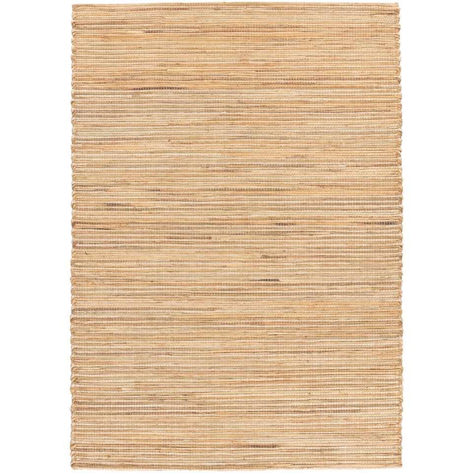 Vloerkleed Maradi - bruin - 80x150 cm
