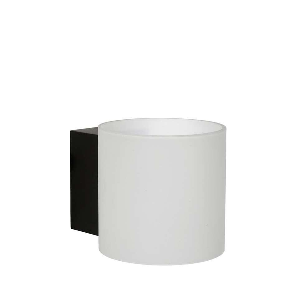 Lucide wandlamp Jelte - zwart