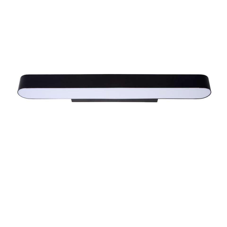 Lucide wandlamp Madelon 9W - zwart