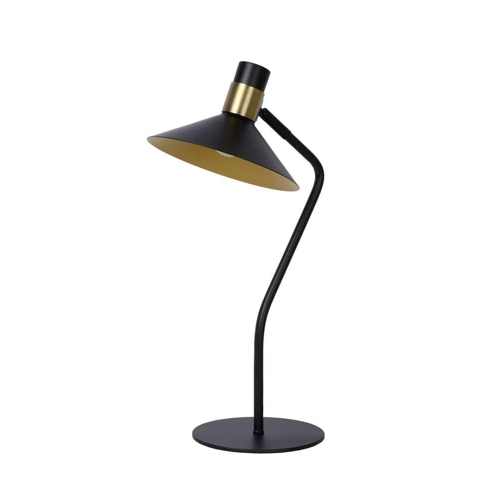 Lucide tafellamp Pepijn - zwart