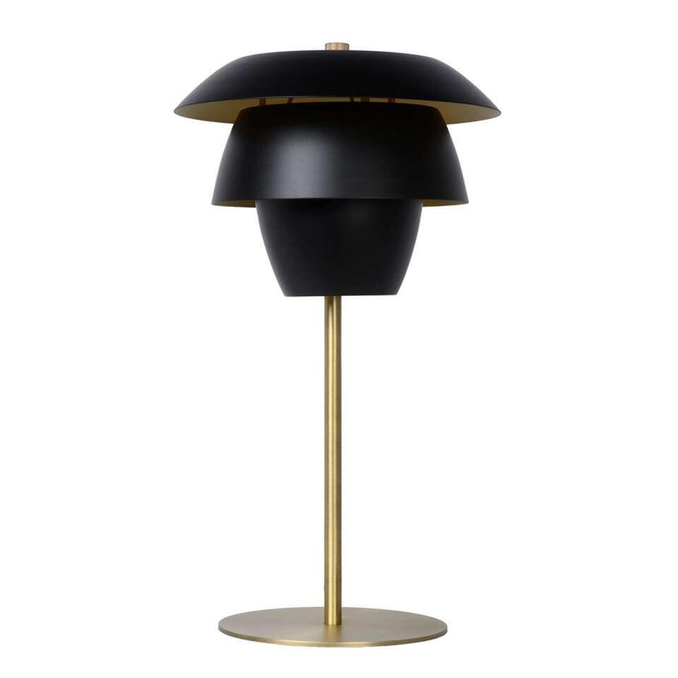 Lucide tafellamp Jericho - zwart