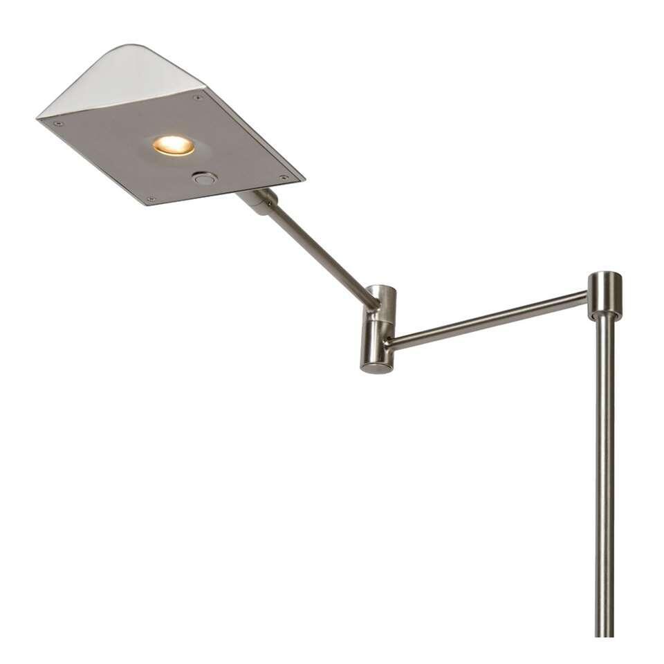 Lucide leeslamp Nuvola mat chroom