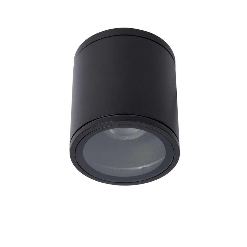 Lucide plafondspot Aven - zwart - 9 cm