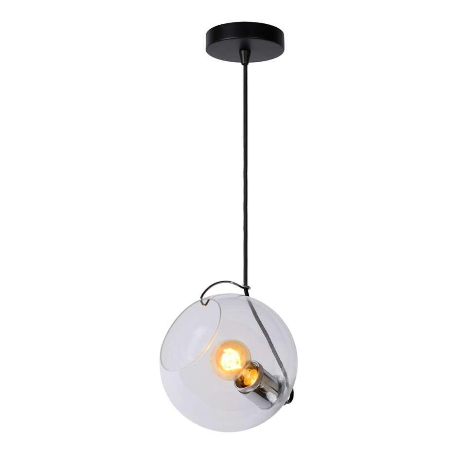 Lucide hanglamp Jazzlynn - transparant - 20 cm