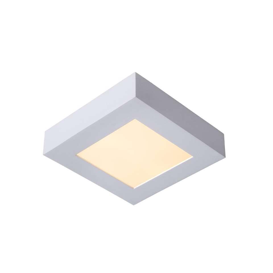 Lucide plafonnière Brice - wit - 16,8 cm