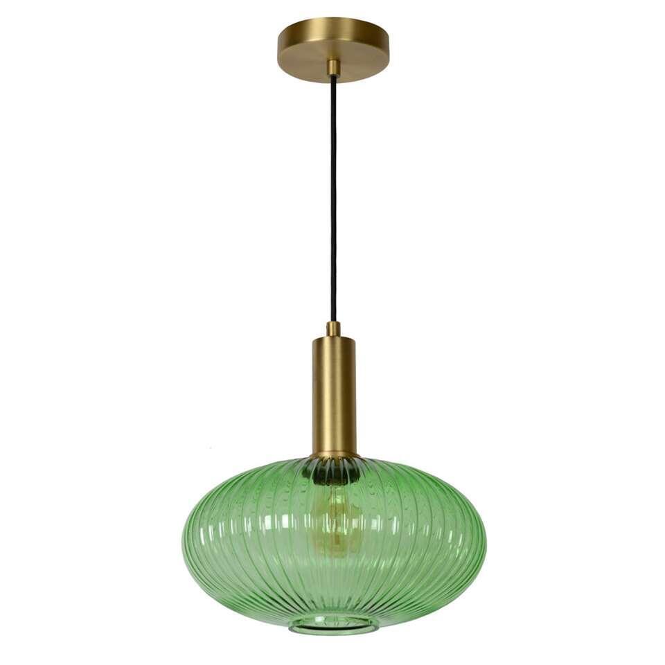 Lucide hanglamp Maloto - groen - 30 cm