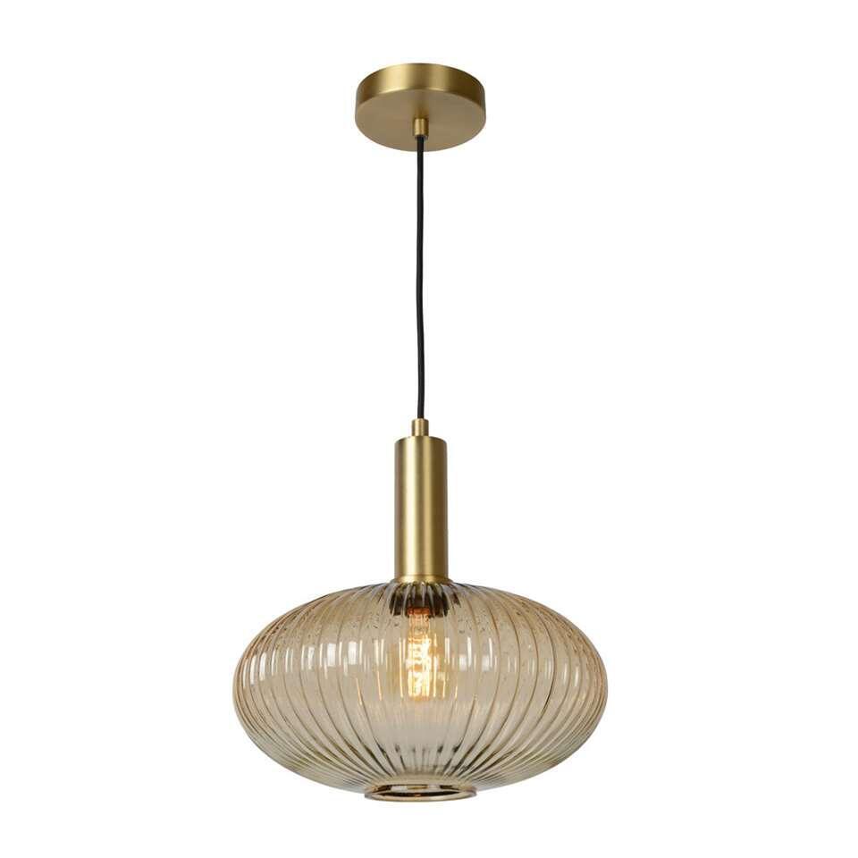 Lucide hanglamp Maloto - amber - 30 cm