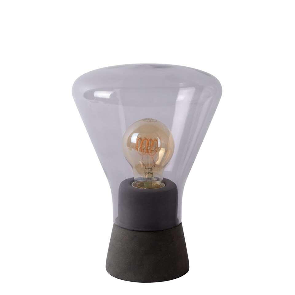 Lucide tafellamp Barry - fumé