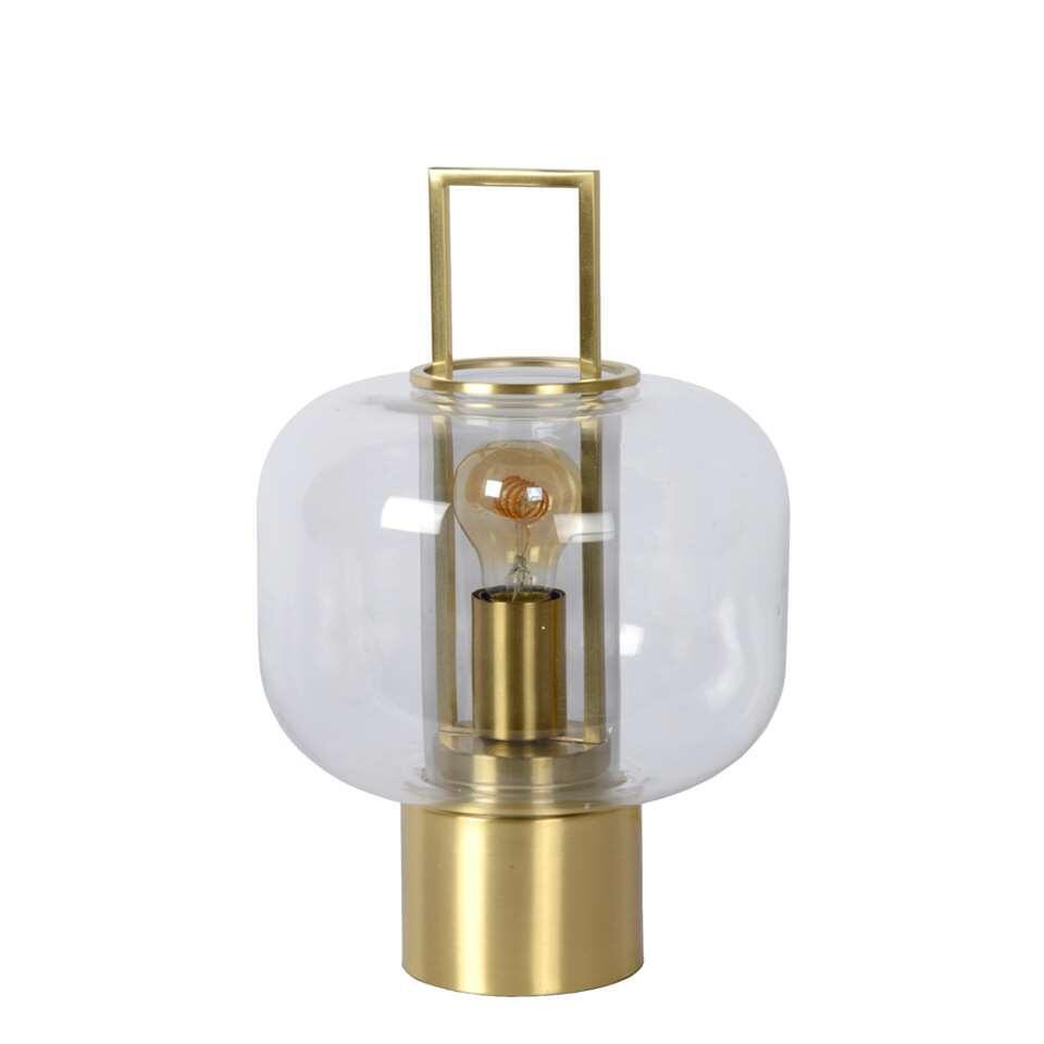 Lucide tafellamp Sofia - mat goud/messing