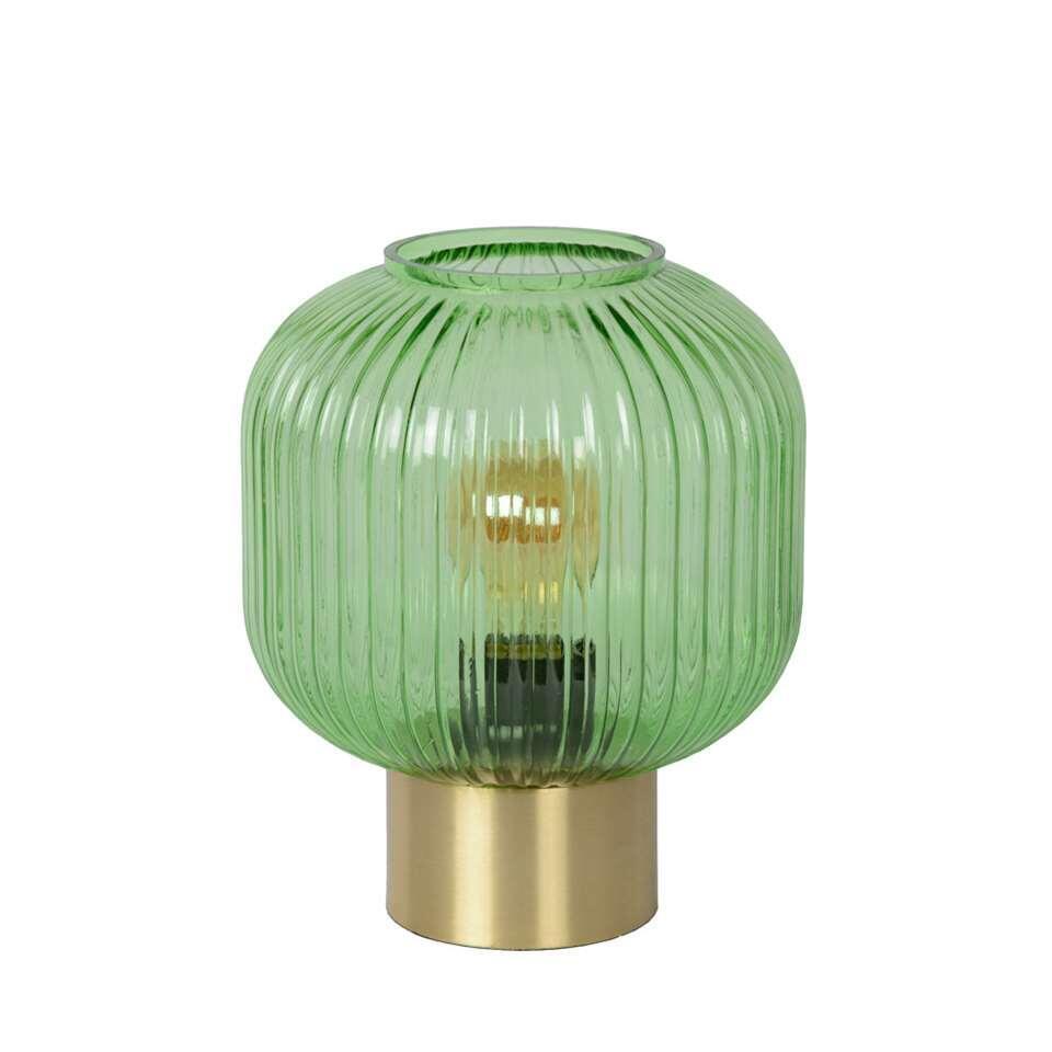 Lucide tafellamp Maloto - groen