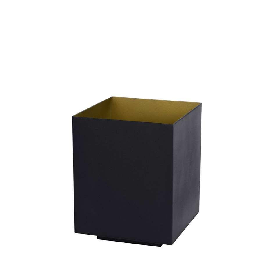 Lucide tafellamp Suzy - zwart - 12x12 cm