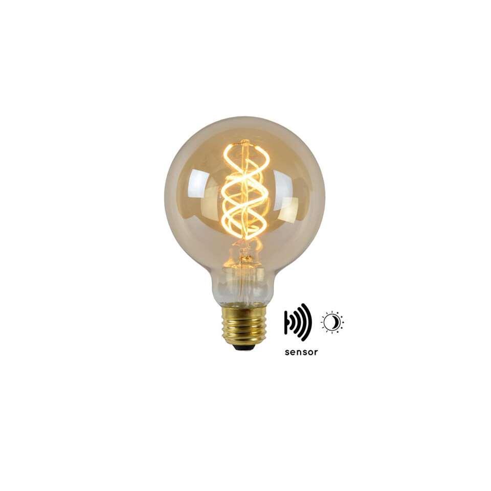 Lucide LED Bulb Twilight Filament lamp E27 4W - amber -  9,5 cm