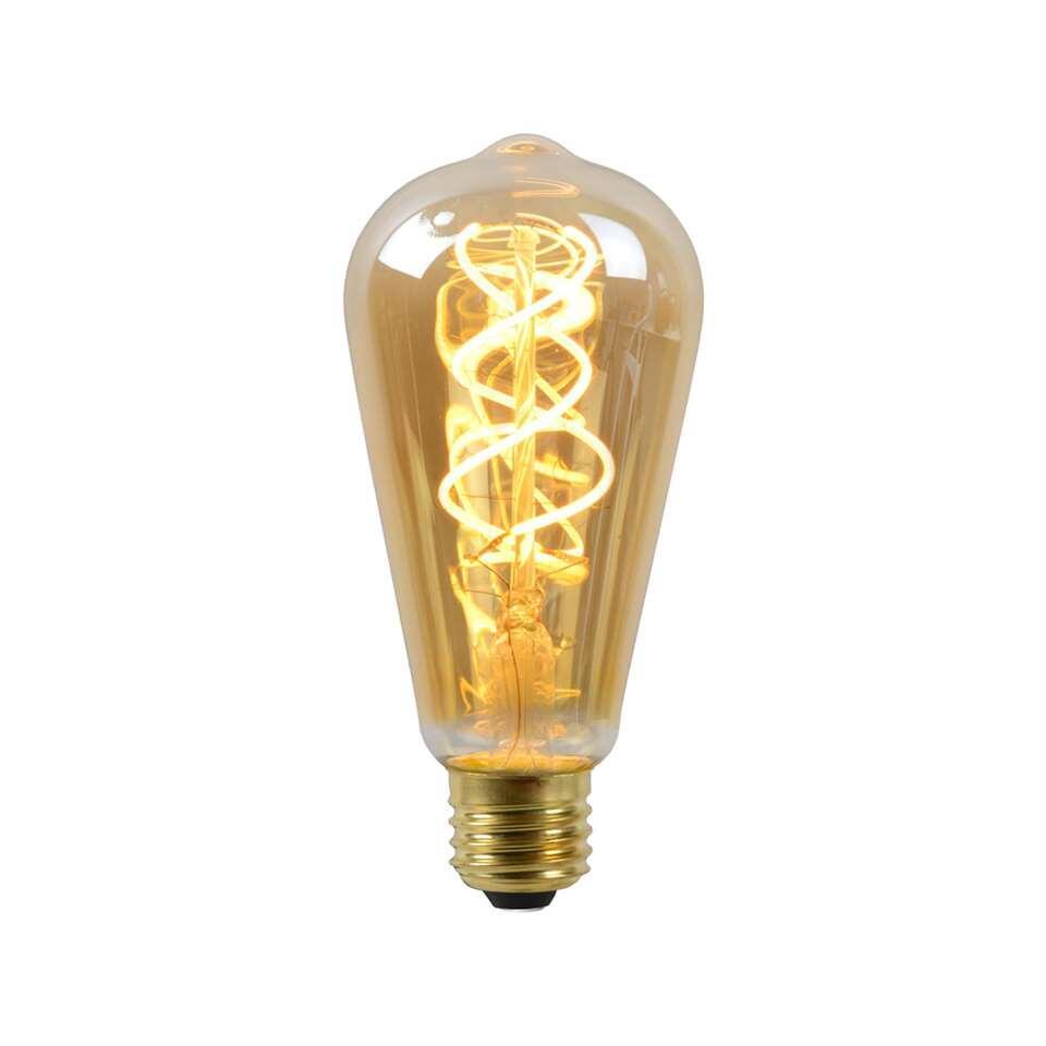 Lucide LED Bulb Filament lamp E27 - amber - 6,4 cm