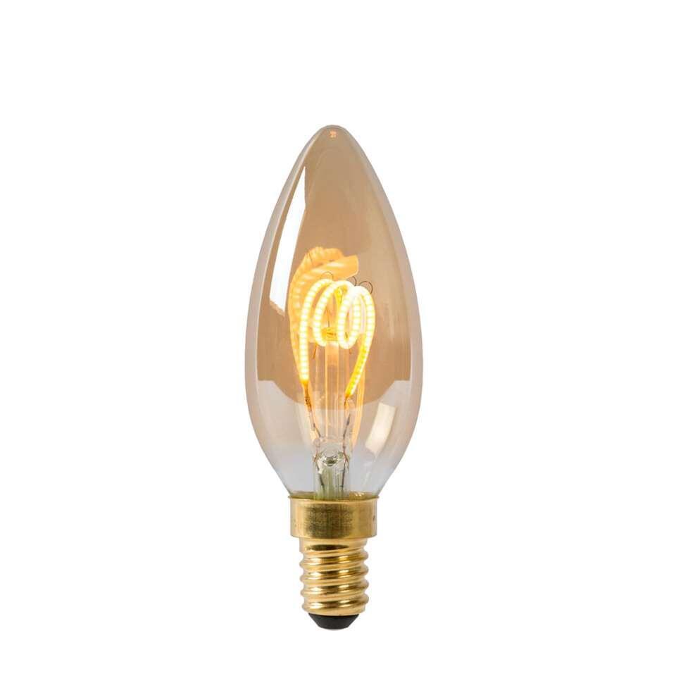 Lucide LED Bulb Filament lamp E14 3W - amber - 3,5 cm