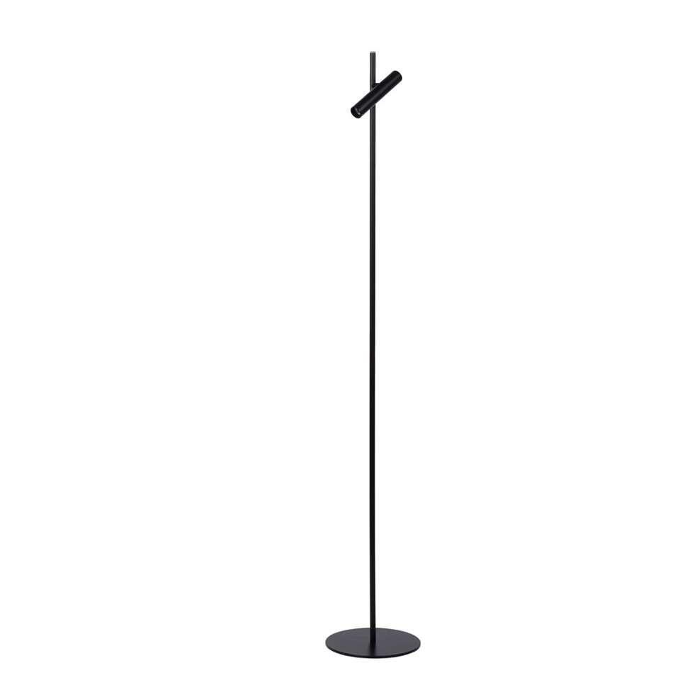Lucide leeslamp Philon 1-lamp - zwart