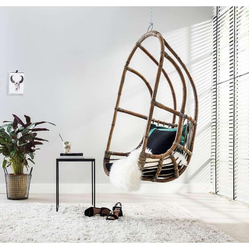 Witte Standaard Voor Hangstoel.Hangstoel Hidde Antiekgrijs